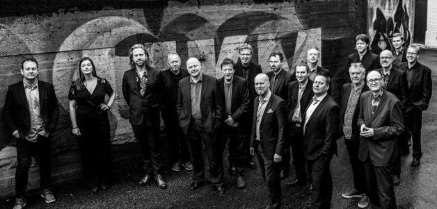 Bergen Big Band USF Verftet