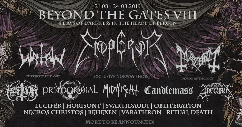 Bilde plakat Beyond the Gates