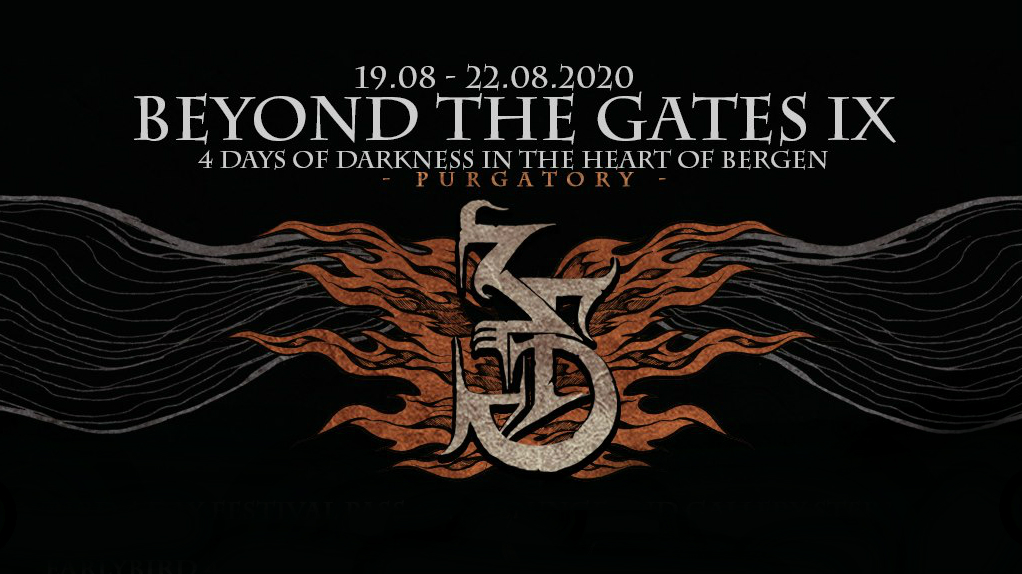 Illustration Beyond the Gates USF Verftet Bergen