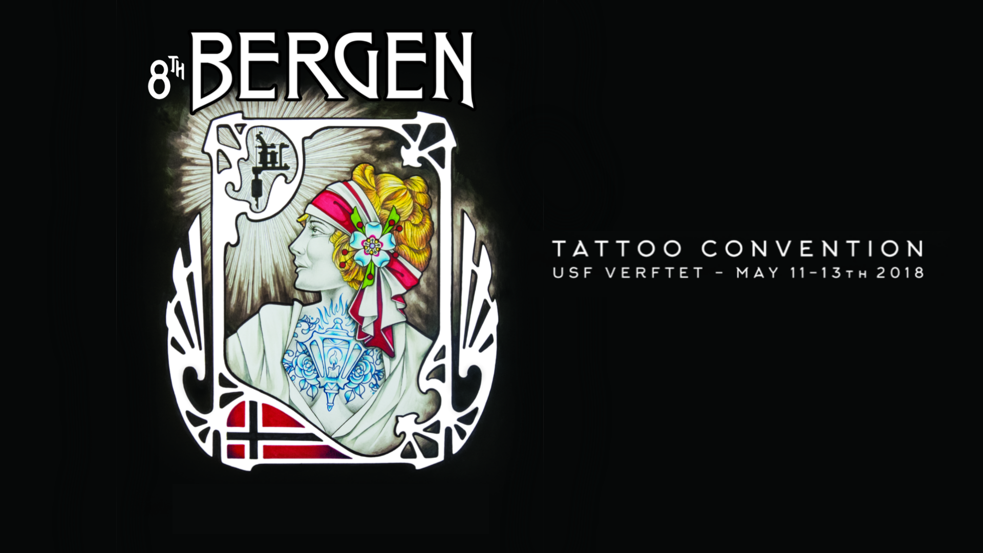 Bergen Tattoo Convention USF
