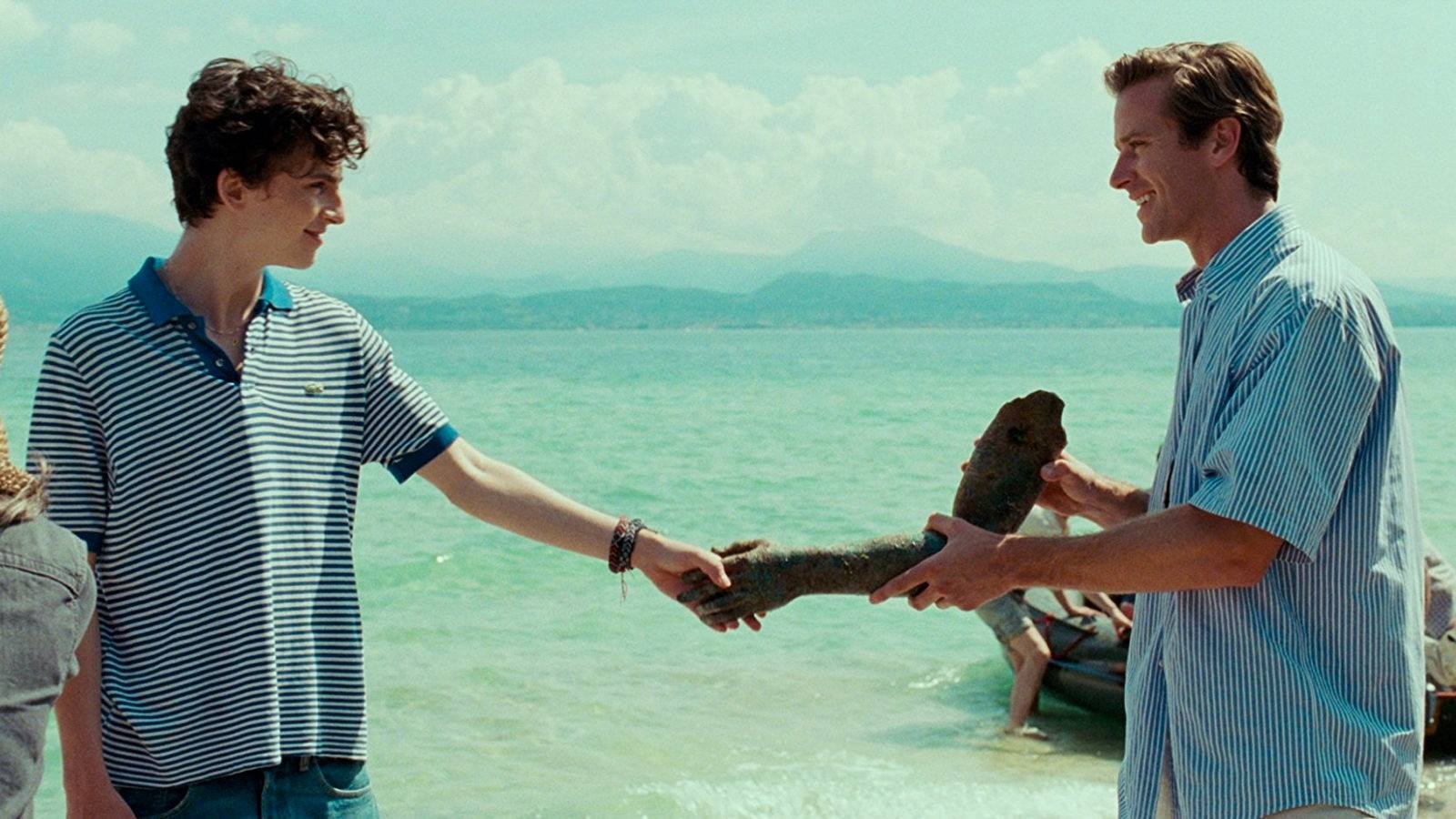 USF Call me by your name Regnbuedagene Verftet Bergen film