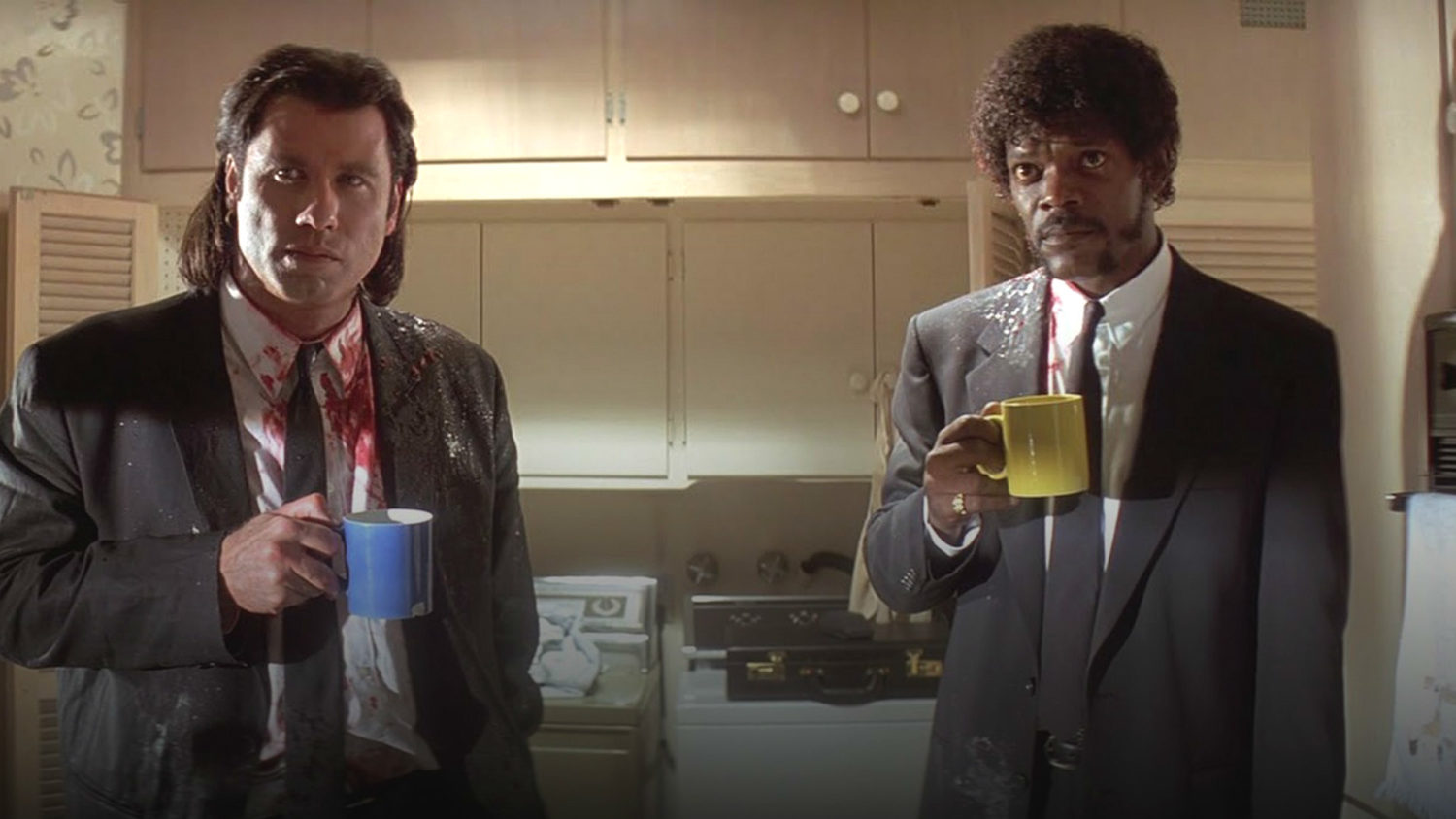 Gratis film Pulp Fiction USF Verftet Cinemateket